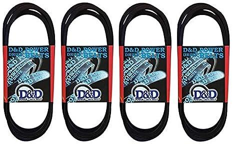 D/&D PowerDrive 3L270 V Belt