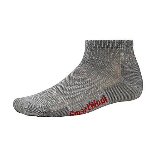 Smartwool Men's Hike Ultra Light Mini Socks (Taupe) Large (Smartwool Ultralight Socks)