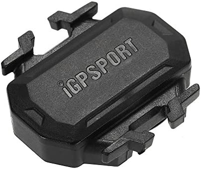 iGPSPORT SPD61 fietssnelheidssensor dual module Bluetooth en ANT