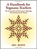 img - for A Handbook for Yogasana Teachers book / textbook / text book