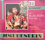 In Concert [Audio CD] Jimi Hendrix