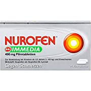 Nurofen Immedia 400 mg, 24 St. Tabletten