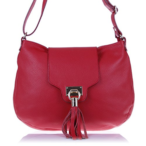 mujer FIRENZE VERA Color cm SAVAGE y mujer MADE PELLE Bolso solapa x8q4UwzzX