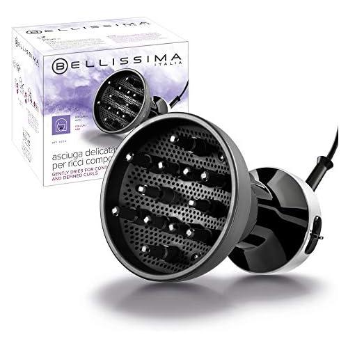 chollos oferta descuentos barato Imetec Bellissima DF1 1000 Difusor de Aire Caliente para Cabello Rizado 700 W 2 Combinaciones Aire Temperatura Secado Delicado Rizos Definidos sin Efecto Encrespado