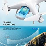 Potensic D58, Drone with Camera 1080P, GPS