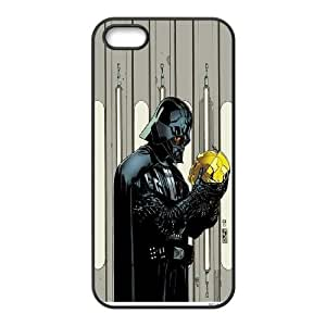 Star War Plastic Customized Cover Hard Case For Apple Iphone 5 5S Cases TPUKO-Q856563
