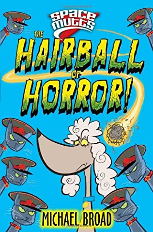 book cover of The Hairball of Horror!