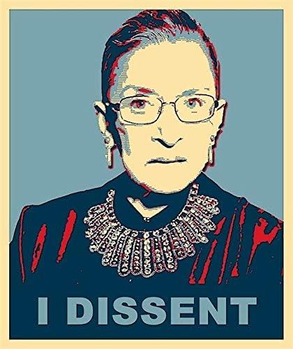 I Dissent RBG
