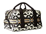 Pendleton Women's Canopy Coated Canvas Adventure Bag, Spider Rock, One Size