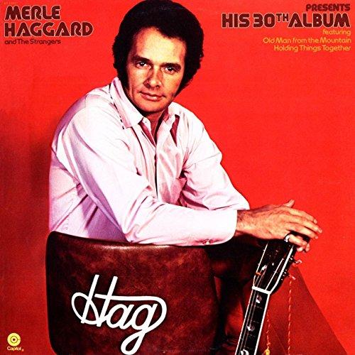 Merle Haggard Presents His 30th Album
