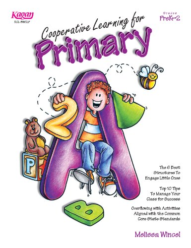 Cooperative Learning For Primary (Grades PreK-2) 416pp