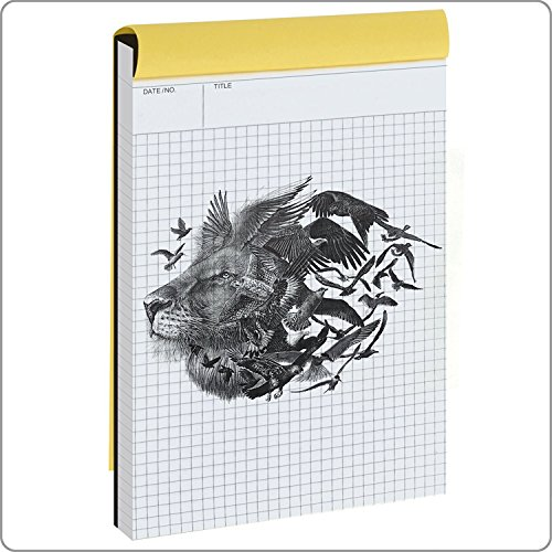 Quadrille Graph Paper (Graph Paper,Notebook ,Quad Ruled Writing Pad, Legal Ruled Pads, Engineering Computation Basics Tablet Quadrille Rule Journal, Perforated A5 Letter Size(5x8inches) 80 Sheets(US Version))