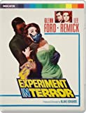 Experiment in Terror (Dual Format Limited Edition) [Blu-ray] [Region Free]