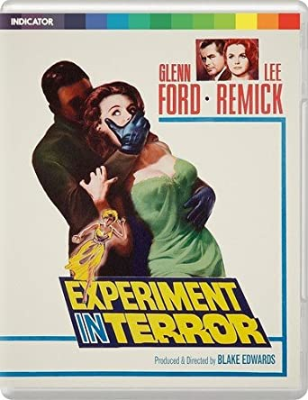 Experiment in Terror [Blu-ray]
