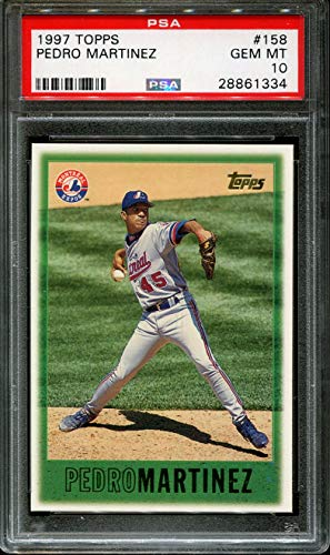 Buy pedro martinez psa 10