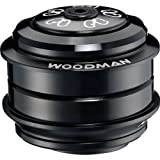 Woodman Axis-Headshok SPG headset, 1-1/8'' - black