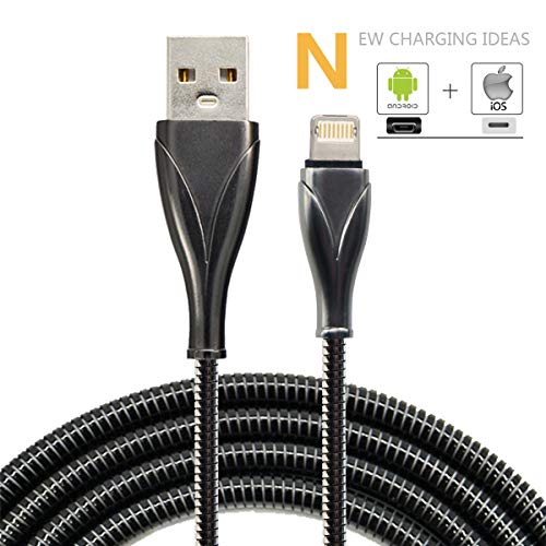 JYFT Charging Braided Transfer Android
