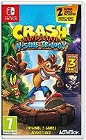 Crash Bandicoot N Sane Trilogy - Switch