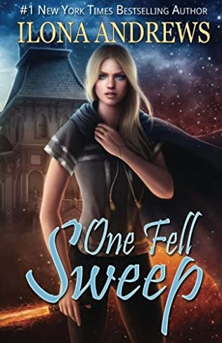 book cover of One Fell Sweep