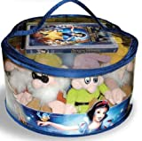 Snow White and the Seven Dwarfs (Two-Disc Blu-ray + Gift Set) [Blu-ray]