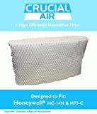 1 Honeywell HC-14N Humidifier Filter; Fits Honeywell QuietCare HCM-6009, HCM-6011i, HCM-6011WW, HCM-6012i