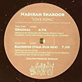 Nadirah Shakoor - Love Song Part One - Yoruba Records - YS-001