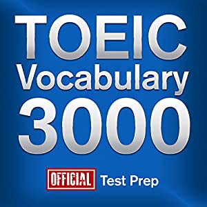 Official TOEIC Vocabulary 3000 Audiobook