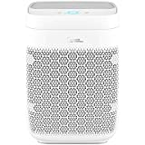 Air Purifier, Zigma Smart WiFi Air Purifier for Home, True HEPA 5-in-1 Air Purifiers w/Voice Control for Dust, Pollen, Pets Hair, Odor, Smoke, Air Cleaners for Living Room, Office White Aerio-300 FILTER Included