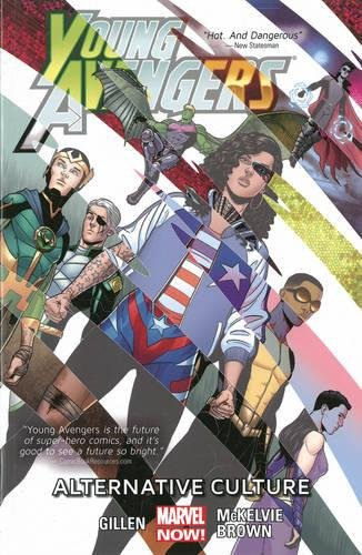 young avengers marvel now - 1