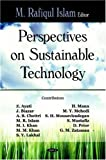 Perspectives on Sustainable Technology