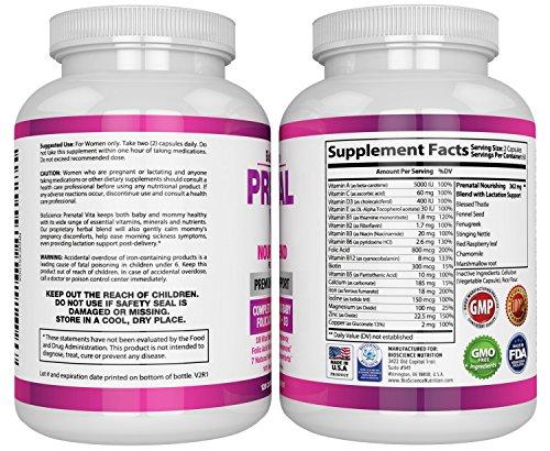 Vita One Prenatal  Lactation Support Multivitamin  Whole -5409