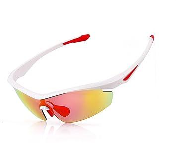 northwolf Outdoor Sport Gafas Gafas de sol polarizadas Gafas de seguridad Fahrradbrille Cinco pares lente,