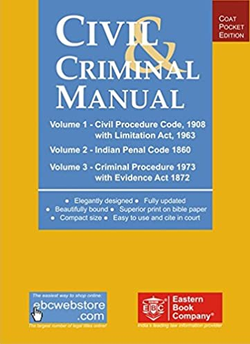 Ipc manual version array buy civil and criminal manual containing cpc with limitation act rh fandeluxe Choice Image