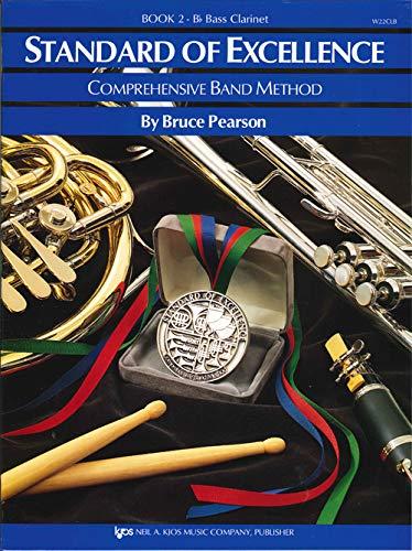 W22CLB - Standard of Excellence Book 2 B-flat Bass Clarinet (Standard of Excellence - Comprehensive Band Method)