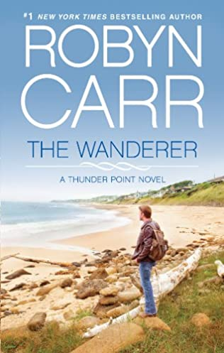 book cover of The Wanderer