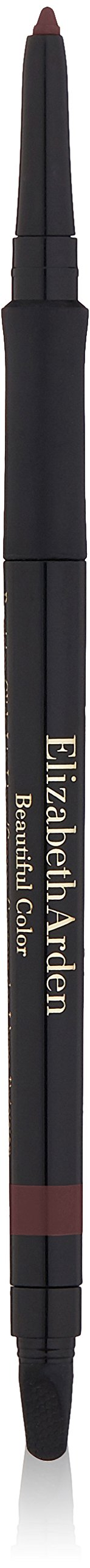 Elizabeth Arden Beautiful Color Precision Glide Lip Liner, Plum Wine, 0.01 oz