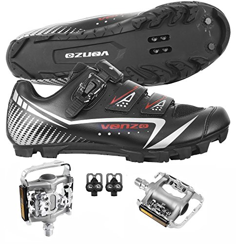 venzo-mountain-bike-bicycle-cycling-shimano-spd-shoes-with-pedals-size-46
