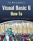 img - for Visual Basic 6 How-To by Eric Brierley (1998-09-16) book / textbook / text book