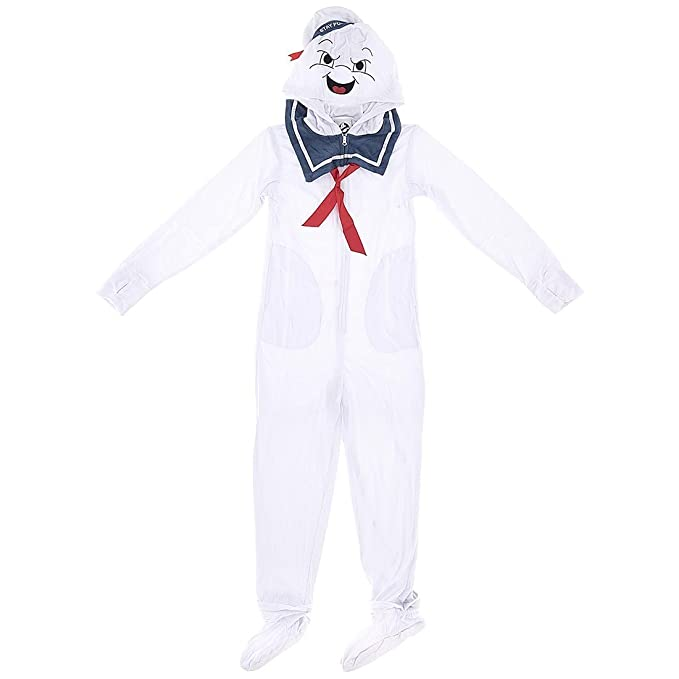 f611e0b3c9 Stay Puft Marshmallow Man Footed Pajamas for Men XXL  Amazon.ca ...