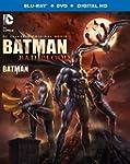 Batman: Bad Blood [Blu-ray + DVD + Di...