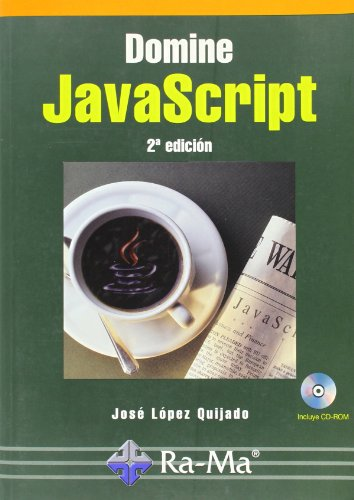 Domine JavaScript. 2ª Edición by UNKNOWN