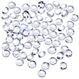 eBoot 5000 Pack Clear Wedding Table Scatter Crystals Acrylic Diamonds, 4.5 mm