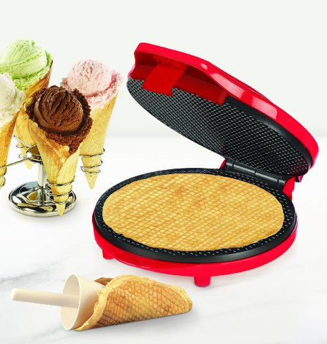 - Bella Cucina 13468 Waffle Cone Maker