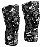 Bucwild Sports Compression Knee Pads for Basketball