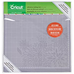 Cricut StrongGrip Adhesive Cutting Mat, 12 by 12