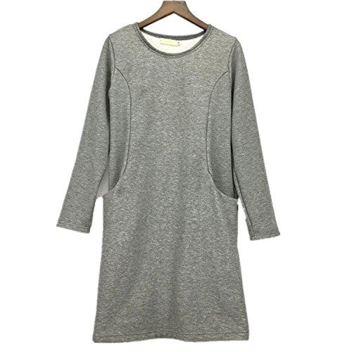 eault-elegant-2016-autumn-women-long-sleeve-brief-dressthickening-warming-cotton-winter-dresslarge-s