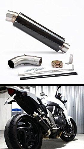 2008-2016 Honda CB1000R Carbon GP Exhaust (Honda Cb1000r Accessories compare prices)