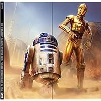 Star Wars R2-D2/C-3PO Paperewound Game Center Dartboard