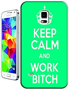 Keep Calm And Colorful Fashion Flag Cell Phone Cases For Samsung Galaxy S5 i9600 No.6