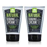 Pacific Shaving Company Natural Shaving Cream, 2 Pack